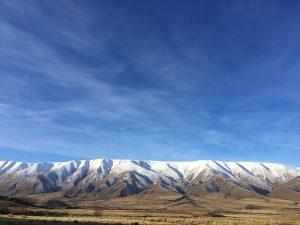 Hawkdun Range, Maniototo, Otago
