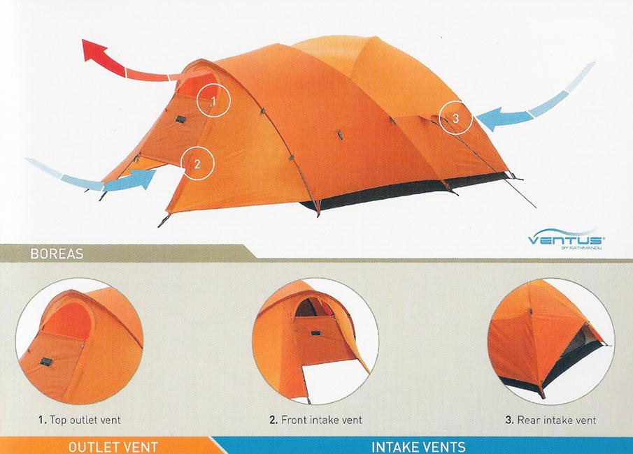 Ventus System Kathmandu Boreas  sc 1 st  Andy Milne Design & Andy Milne Design » Tents