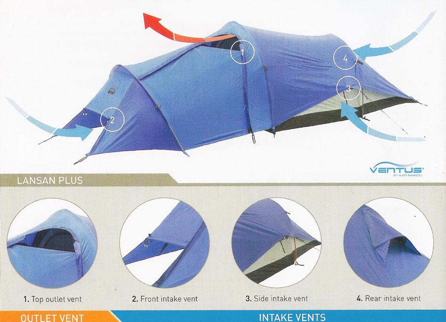 Ventus System Kathmandu Lansan Plus  sc 1 st  Andy Milne Design & Andy Milne Design » Tents