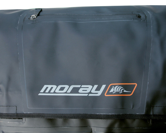 Moray Dive Bag Top Pocket
